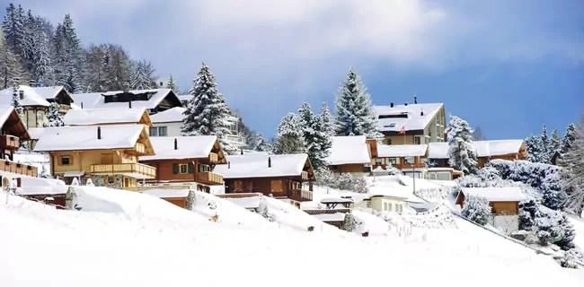 wintersport vakantiehuis boeken?