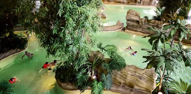 Subtropisch Zwemmen Avoriaz