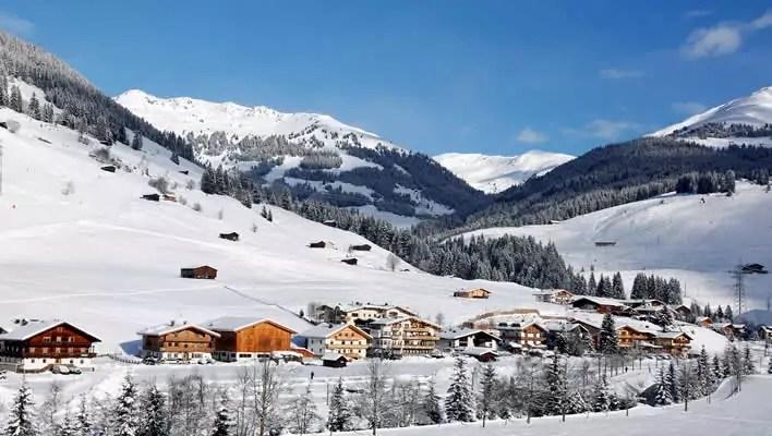 Top 10 wintersportplaatsen Oostenrijk