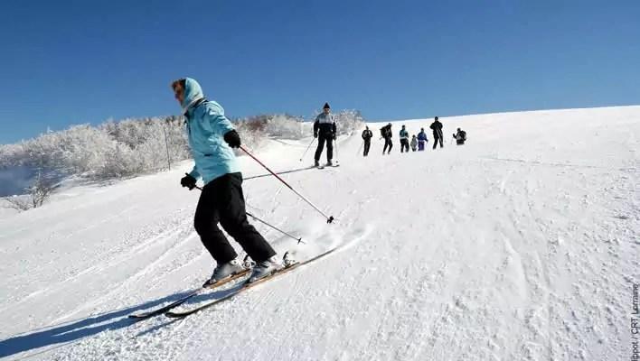 Vogezen Wintersport