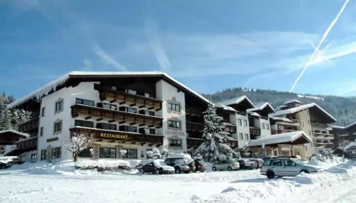 Lifthotel Kirchberg, skiën op grote hoogte bij Kirchberg