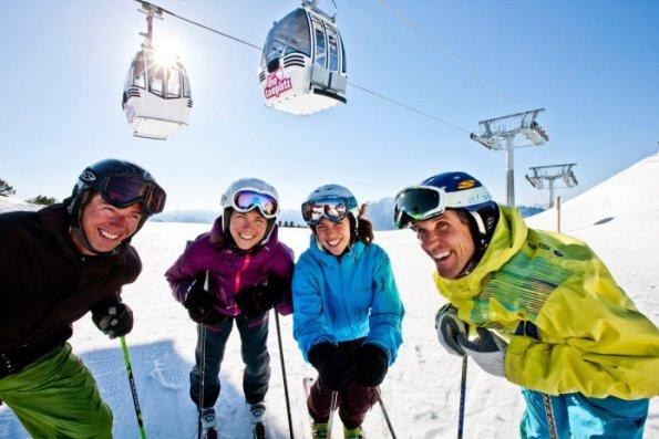 Die Tauplitz - sneeuwzeker skigebied in Stiermarken