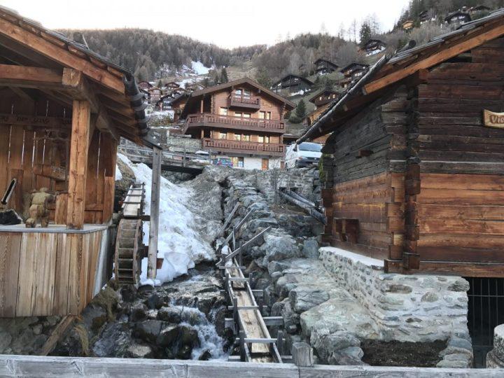 Grimentz in Val d'Anniviers