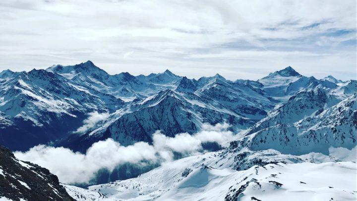Roc d'Orzival in Grimentz Val d'Anniviers