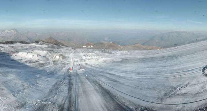 webcambeelden vanuit Les Deux Alpes