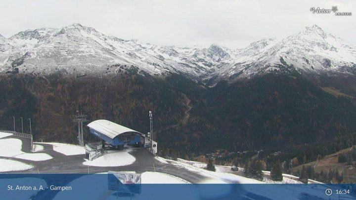 Sneeuwrijke plaatjes vanuit St Anton am Arlberg