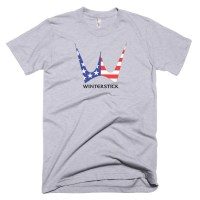 Winterstick Trident USA tshirt | Made in the USA