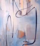 Joe Brockerhoff - Der Augenblick eines Peitschenschlags - painting