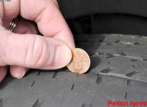 Checking Your Tyre Pressures