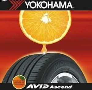 yokohamas bluearth tyres