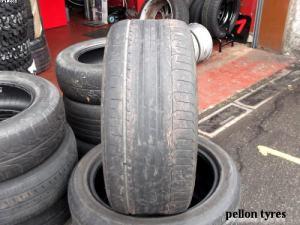 bald tyres