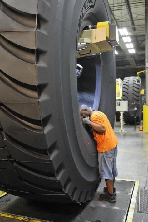 michelin earthmover tyres
