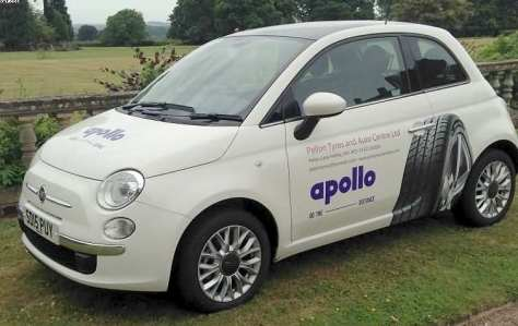 Apollo Tyres and Point-S-Events meeting