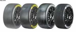 dunlop race tyres
