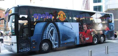 Apollo Tyres and Manchester United