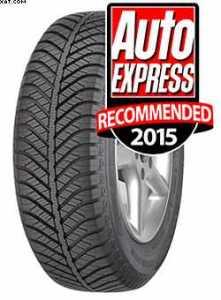 Goodyear all-season tyres