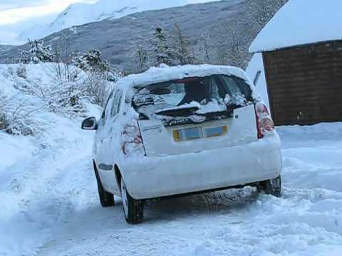 Effectiveness-Winter Tyres