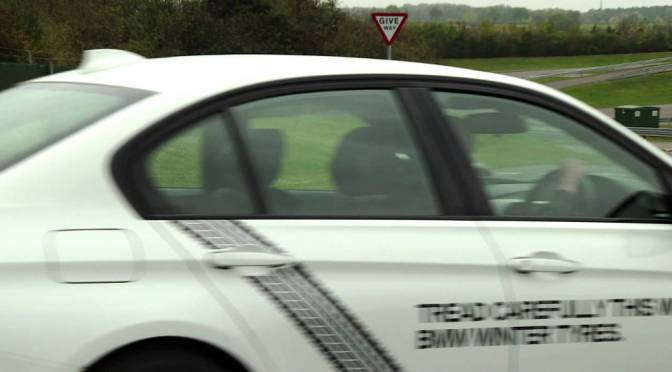 BMW Winter Tyres-When the temperature drops bellow 7 degrees fit your winter tyres.