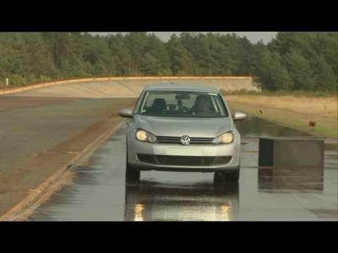 Tyre Safety-Premium v Budget Tyres Wet Braking Test – Continental Car Tyres