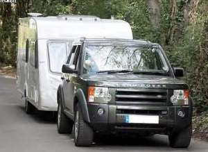 Caravan Tyre safety Advice