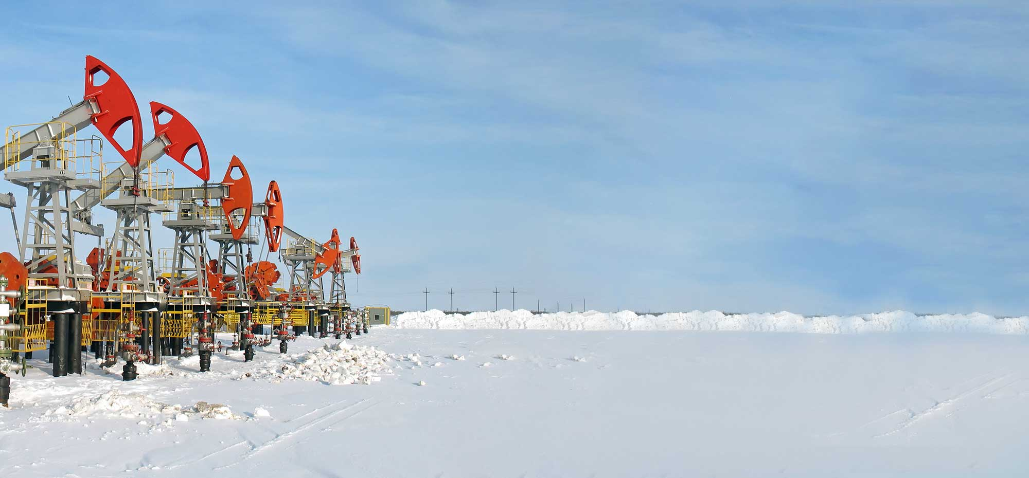 ice cleats for industrial oil fields
