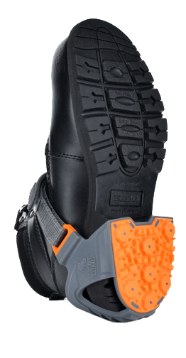 Low Pro Heel Ice Cleats by Winter Walking