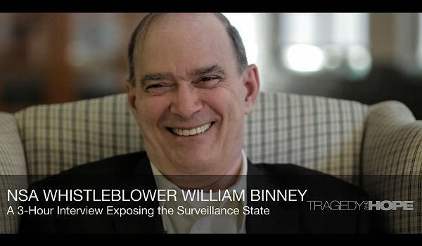 NSA whistleblower William Binney