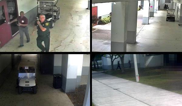 CCTV collage Parkland