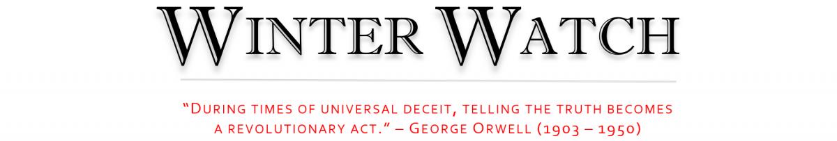 Winter Watch Orwell masthead