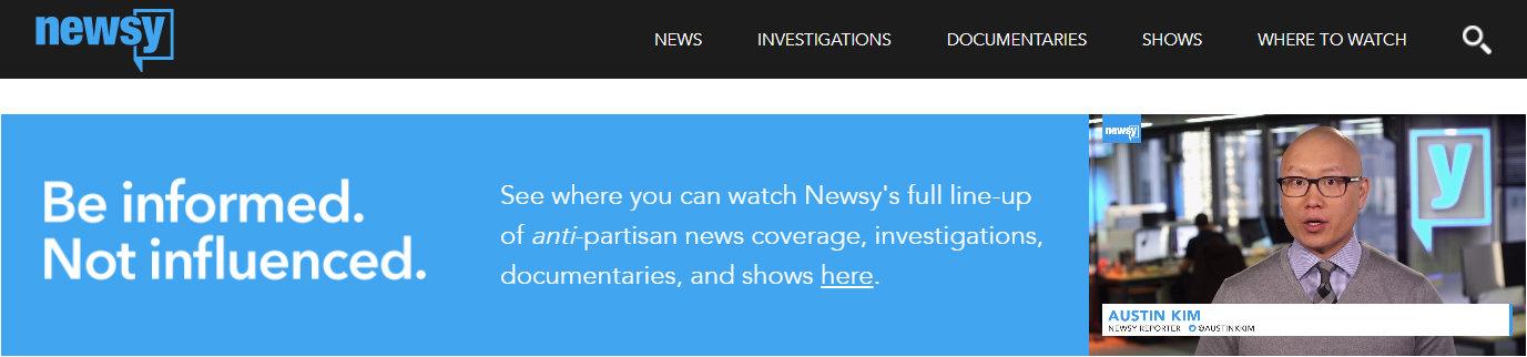 Newsy lies