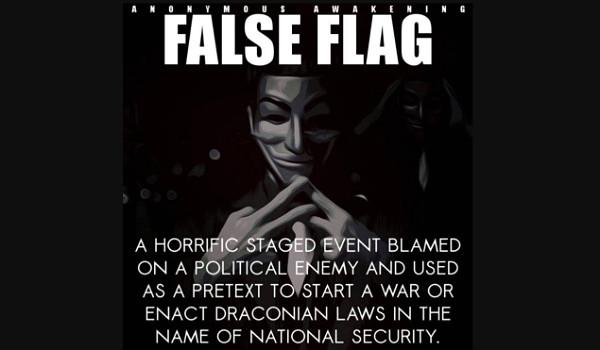 Anonymous-False-Flag