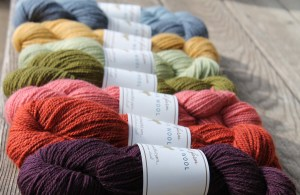 about the yarn
