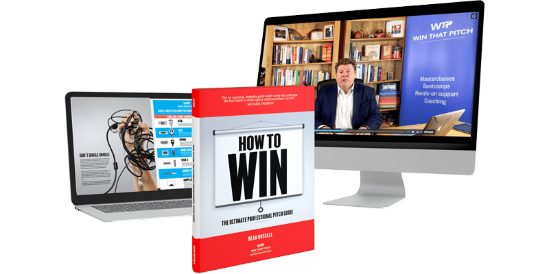 Win That Pitch Bundle With How To Win Guide Download & Masterclass