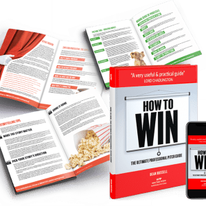 How To Win: The Ultimate Professional Pitch Guide image