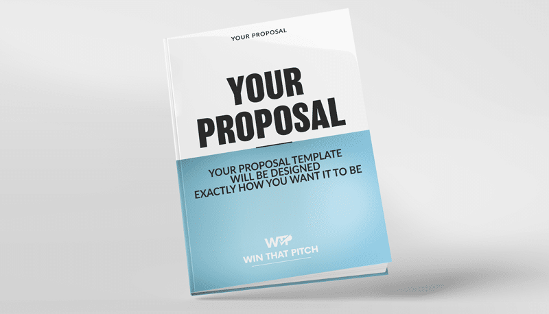 Win That Pitch Proposal Template Example