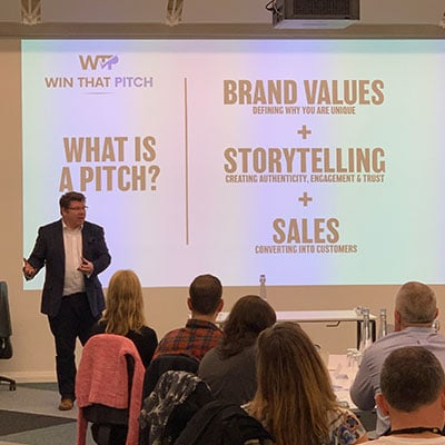 Win That Pitch Workshop