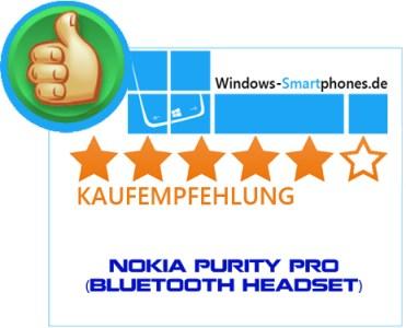 Nokia Purity Pro