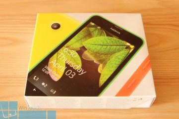 Nokia Lumia 630 Verpackung