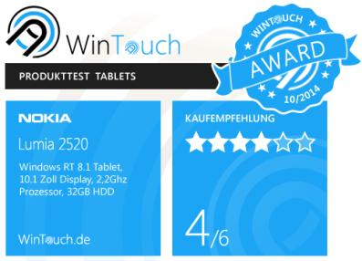 Lumia2520_Award