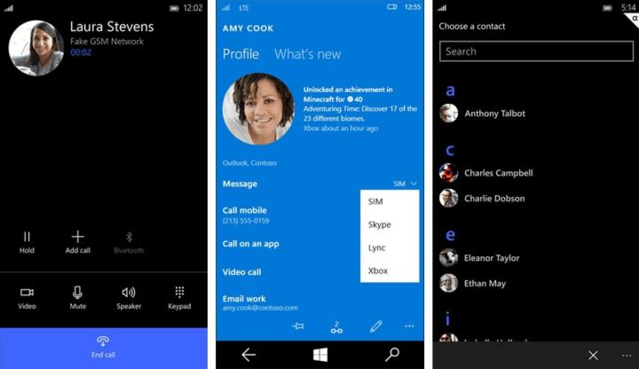 Kontakte Windows 10