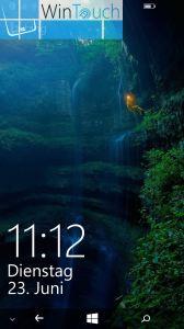 Lumia 640 OnScreen
