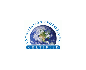 localization professional certified