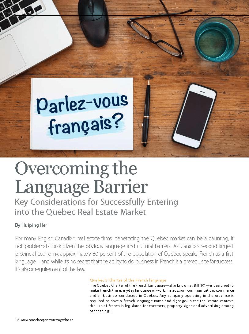 Overcoming the Language Barrier - wintranslation blog