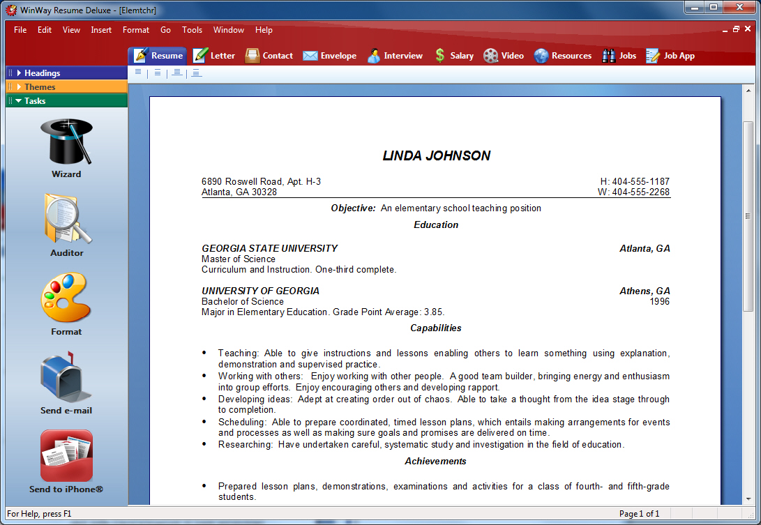resume wizard word 2010 download on resumes microsoft office