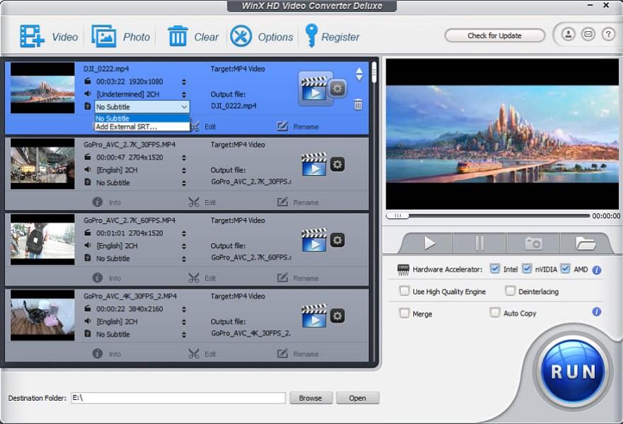 Winx HD Video Converter Deluxe 5.16.2.332 Crack + License Key [2021]