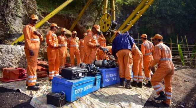 Image result for body of trapped miner recovered