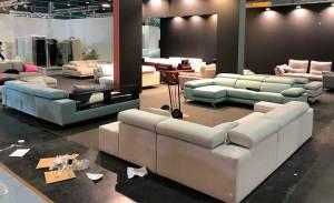 Sofá con diseño especial 2019, sofás personalizados, 19,11