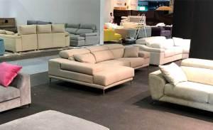 Sofá con diseño especial 2019, sofás personalizados, 19,25