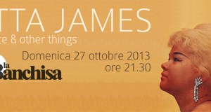 ETTA JAMES TRIBUTE & other things
