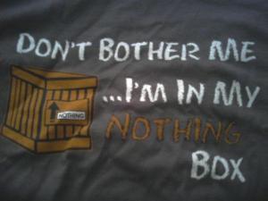 nothing box